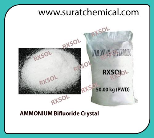 AMMONIUM Bifluoride Crystal